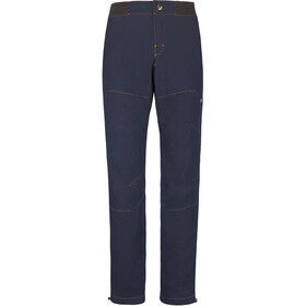 E9 Matar C Trousers Herre blue denim